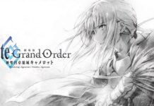 Primeiro teaser de Fate/Grand Order The Movie Divine Realm of the Round Table: Camelot