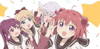 Revelada data de lançamento do OVA comemorativo do 10º aniversário de YuruYuri