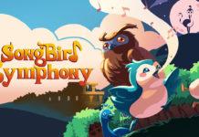 Songbird Symphony fisicamente a 20 de Setembro