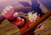 Teaser trailers de Dragon Ball Z: Kakarot