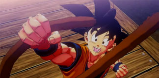 Teaser trailers de Dragon Ball Z: Kakarot