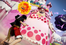Trailer de One Piece Pirate Warriors 4