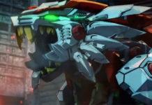 Trailer de Zoids Wild ZERO