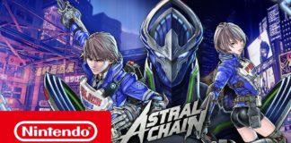 Trailer de lançamento de Astral Chain
