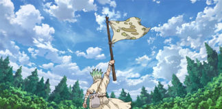 "Trailer do arco ""Village"" de Dr. Stone"