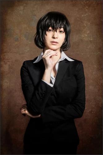 Shizune Nagao como Chain Sumeragi