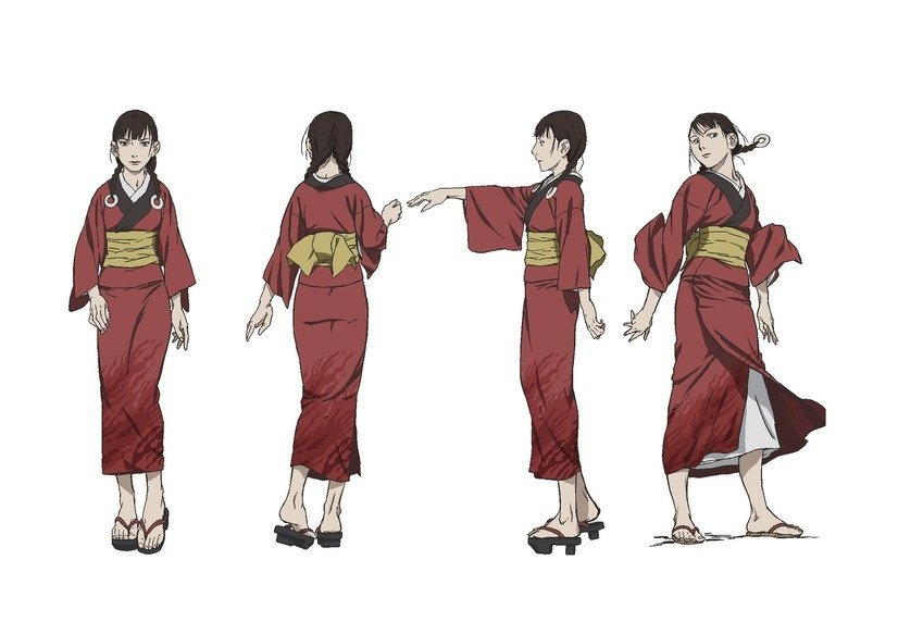Ayane Sakura é Rin Asano