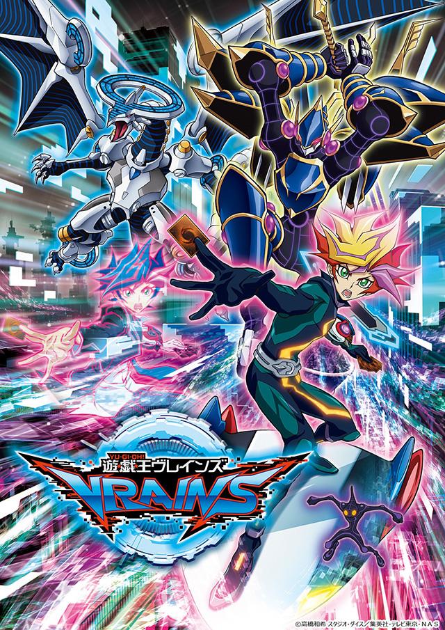 Anime Yu-Gi-Oh VRAINS vai terminar com 120 episódios