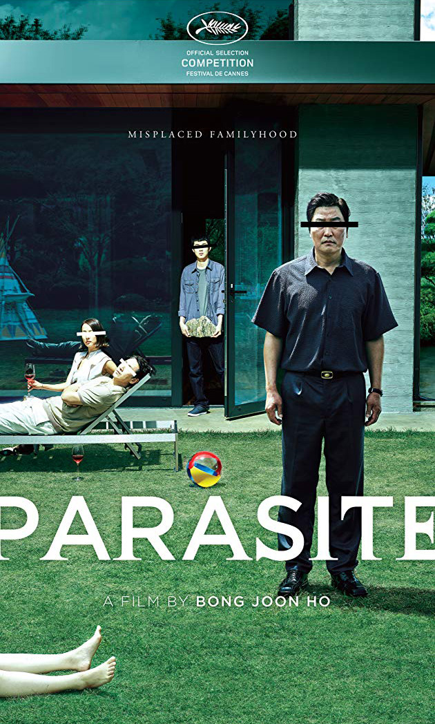 Antestreia do filme coreano Parasite na Comic Con Portugal 2019