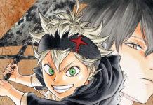Black Clover vai ter Novel centrada em Yuno