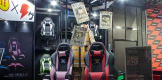 Cadeiras Gaming de One Piece