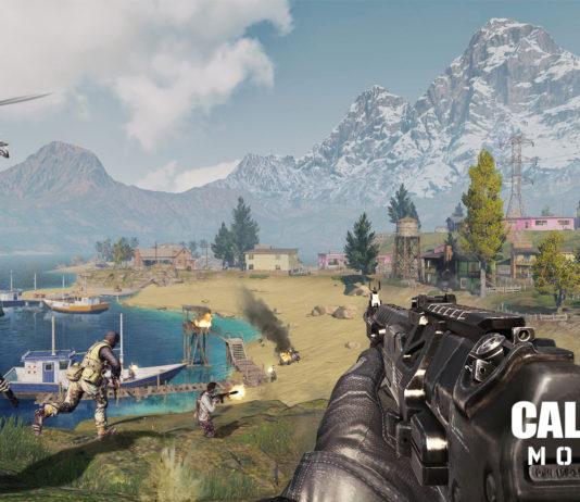 Call of Duty: Mobile vai ser lançado a 1 de Outubro