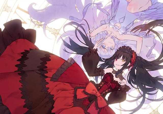 Imagem promocional do anime de Date A Bullet