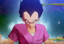 Dragon Ball Z: Kakarot destaca Vegeta