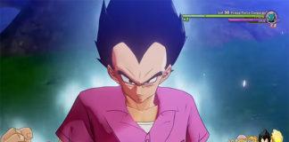Dragon Ball Z: Kakarot destaca Vegeta