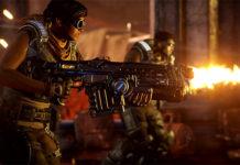 Explosivo trailer de lançamento de Gears 5