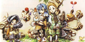 FINAL FANTASY CRYSTAL CHRONICLES Remastered Edition em Janeiro