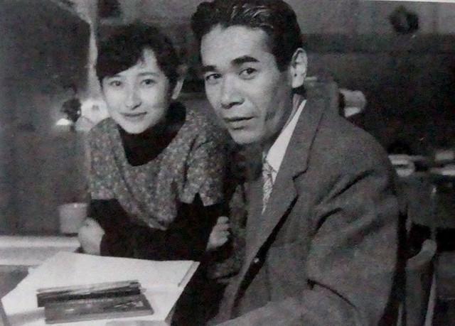 Kazuko Nakamura e Akira Daikuhara