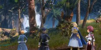 Gameplay de Sword Art Online: Alicization Lycoris