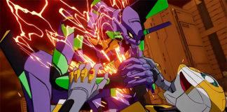 Gameplay do novo jogo de Neon Genesis Evangelion para smartphones