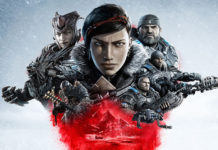 Gears 5 no Spotify