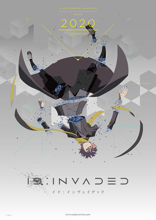 ID: INVADED vai ter mangá