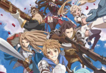 Imagem promocional de Granblue Fantasy the Animation 2