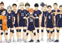 Imagem promocional de Haikyu!! 4 (Haikyu!! TO THE TOP)