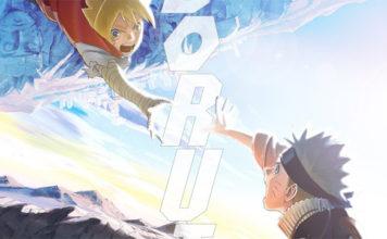 Imagem promocional dos 20 anos de Naruto
