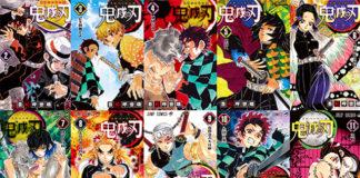 Mangá Kimetsu no Yaiba explode em vendas e tem já 10 milhões de cópias
