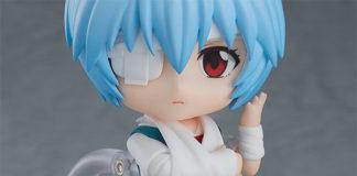 Nendoroid Rei Ayanami