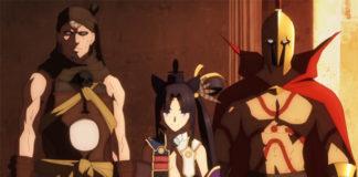 Novo trailer de Fate/Grand Order: Babylonia