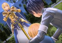 Novo trailer de Sword Art Online: Alicization Lycoris