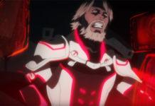 Prólogo em inglês de Daemon X Machina