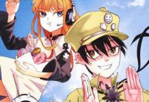 Primeira parte do mangá Gunjou no Magmell chegou ao fim