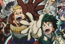 Revelada nova imagem promocional de My Hero Academia 4