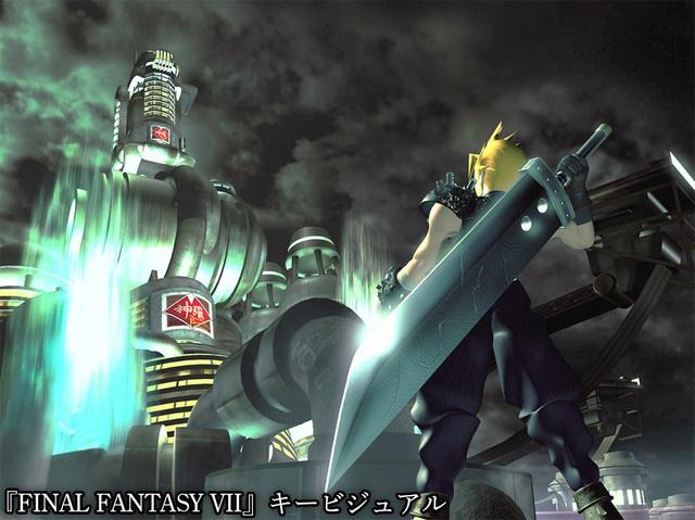 Square Enix mostra clássica imagem em Final Fantasy VII Remake