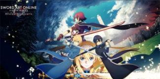 Sword Art Online: Alicization Lycoris não vai seguir a história do anime
