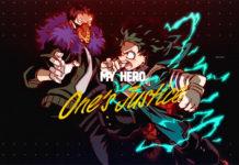 Teaser trailer de My Hero One's Justice 2