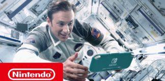 Trailer da Nintendo Switch Lite