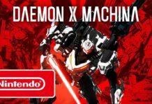 Trailer de apresentação para Nintendo Switch de Daemon X Machina