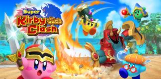 Trailer de lançamento de Super Kirby Clash para Nintendo Switch