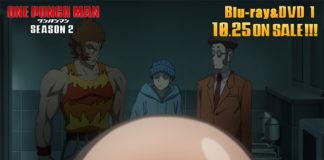 Trailer do OVA de One-Punch Man 2