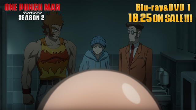 Trailer do OVA de One-Punch Man 2   OtakuPT