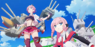 Trailer revela data de estreia de Azur Lane