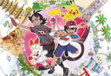 Trailer revela staff e data de estreia da nova série anime de Pokémon