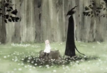 Wit Studio mostra teaser da curta de The Girl From The Other Side