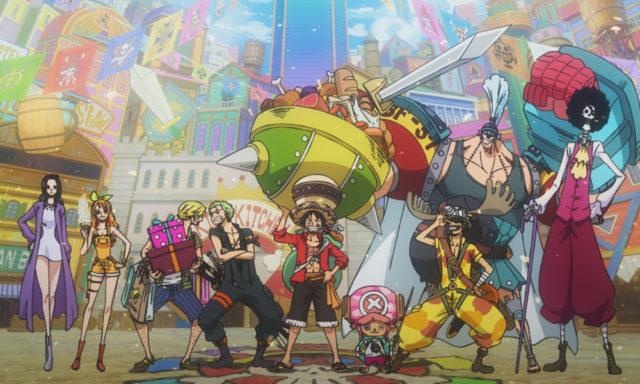 One Piece Stampede - Review (SEM SPOILERS)