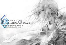 1ª parte de Fate/Grand Order: Camelot em Maio de 2020
