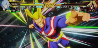 15 minutos de gameplay de My Hero One's Justice 2